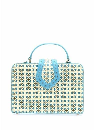Mehry Mu Messenger / Askılı Çanta Mavi